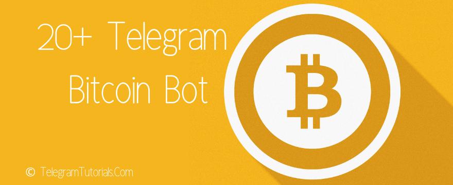 Meilleur bot Telegram Bitcoin 2019