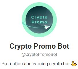 Crypto-Promo-Bot-télégramme-crypto-bot