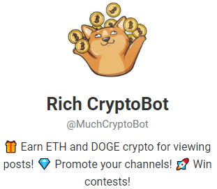 Rich-CryptoBot-Telegram-Cryptobot