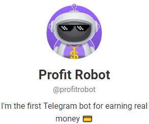 profit-robot-télégramme-bot