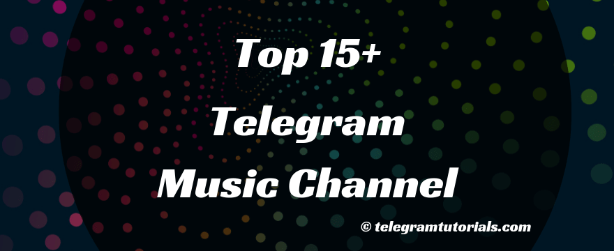 Telegram Music Channels Tamil Archives - Telegram Tutorials