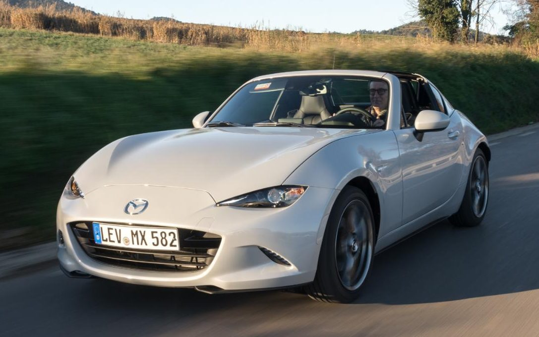 2017 Mazda Mx5 Rf Review  A Japanese Sports Car With