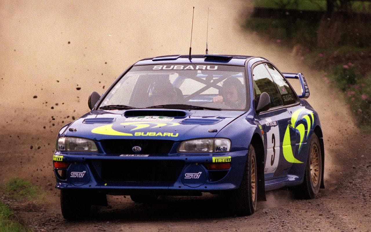 Subaru Sports Cars Where The Knowhow Comes From