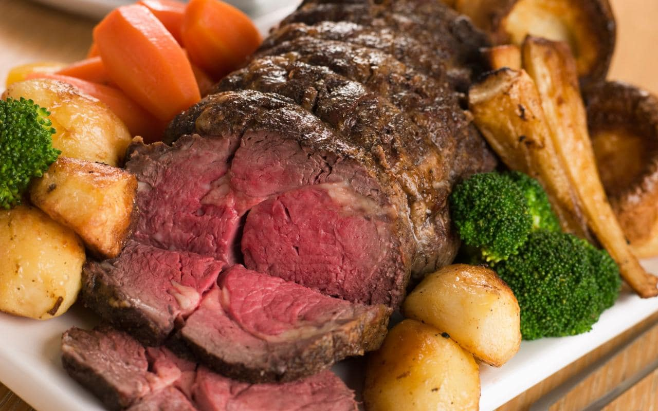 The Ultimate Roast Beef
