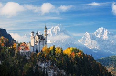10 fairy tale castles you must visit in your lifetime Travel