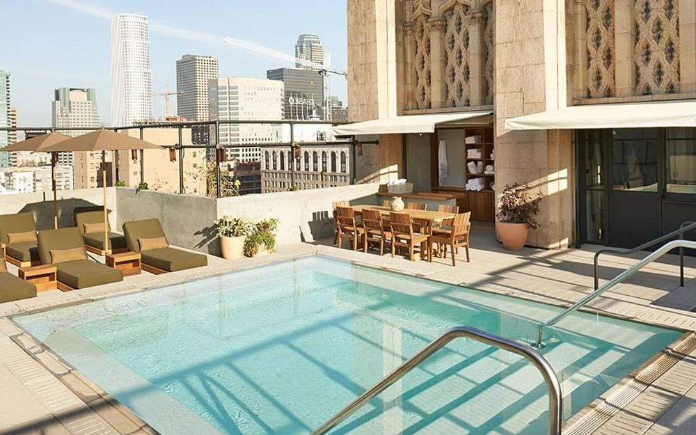 The Best Downtown Los Angeles Hotels