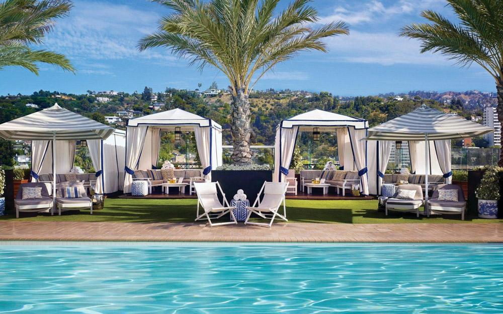 Top 10: The Best Five-star Hotels In Los Angeles