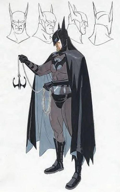 Batman: Year One (film) : batman:, (film), Batman:, Darren, Aronofsky's, Unmade, Knight, Future, Superhero, Movies?