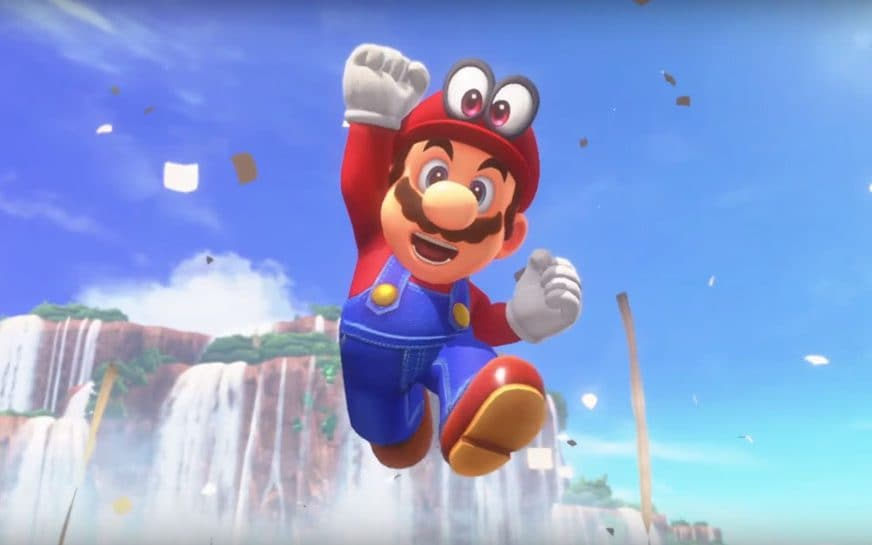 Girl Mascot Costume Wallpaper Super Mario Odyssey Release Date Amiibo And Everything