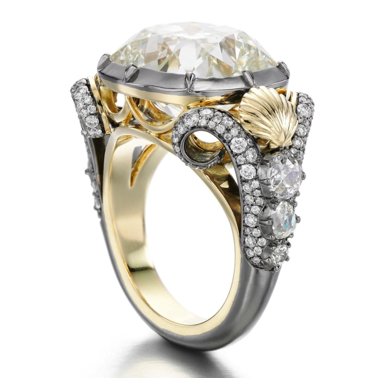 Jessica Mccormack Launches Couture Engagement Rings