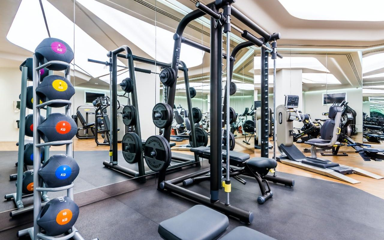 Privates Fitnessstudio How To Create The Perfect Home Gym