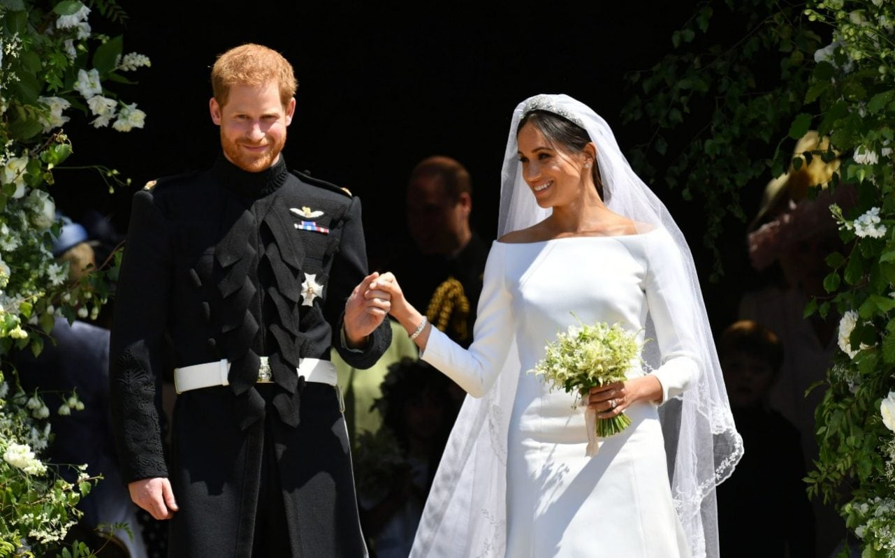 Meghan Markle To Make A Speech At The Wedding Reception In