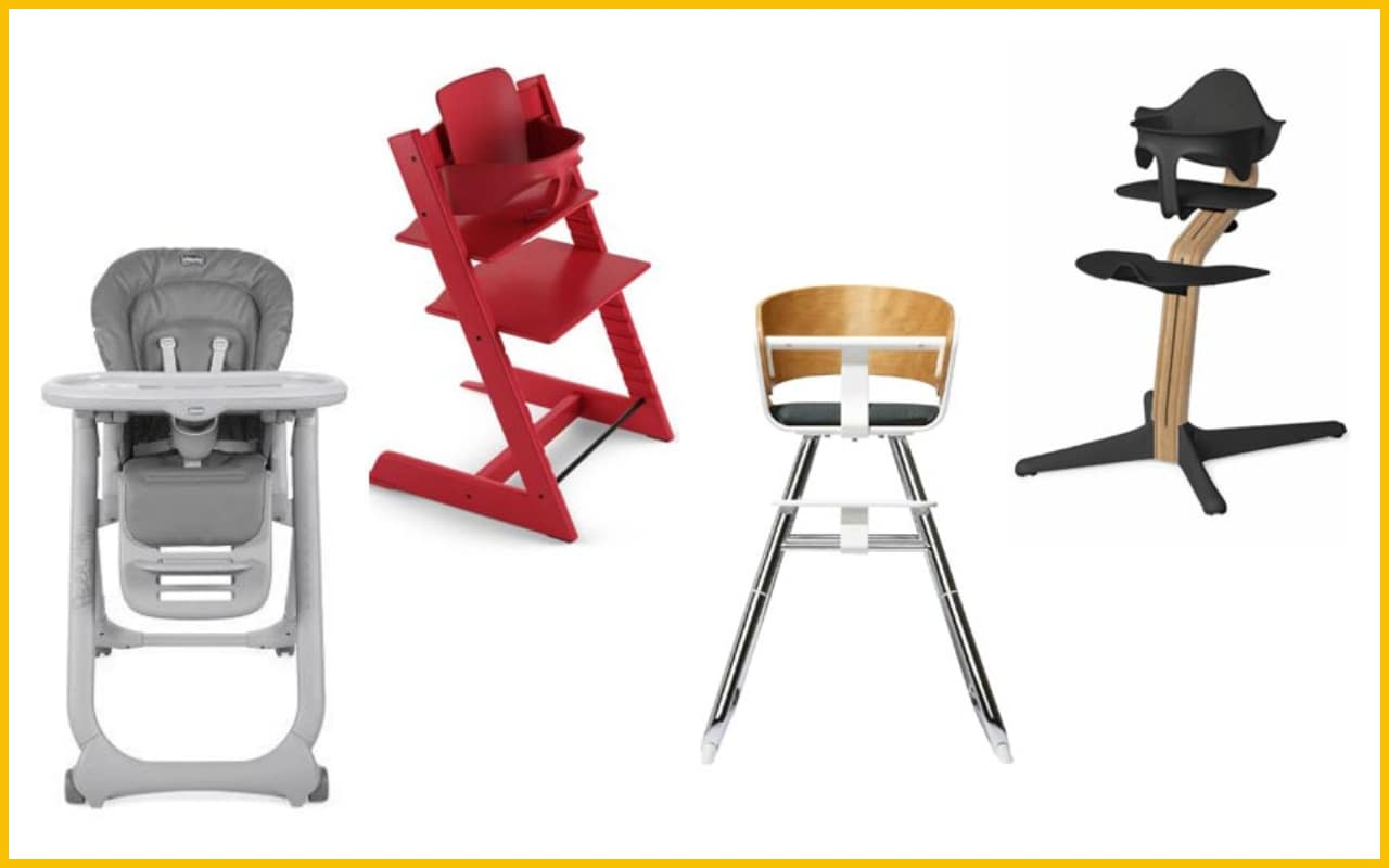 Body Built Chairs Best High Chairs For Your Baby And Older Kids