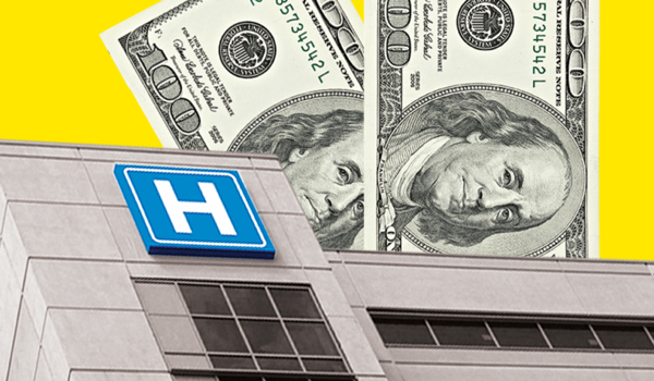 Financially devastated hospitals and health systems face an uncertain future