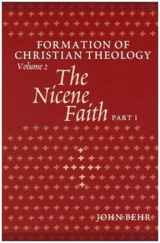 The Nicene Faith book cover