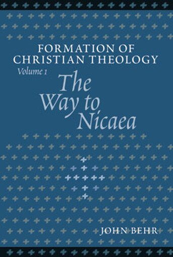 The Way to Nicaea Book Cover