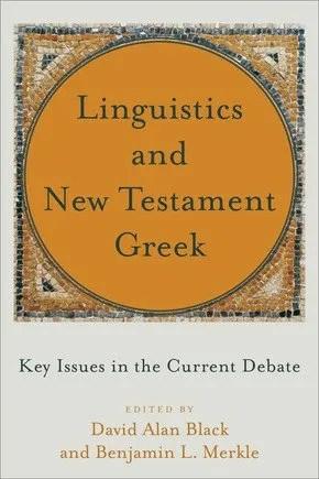 Linguistics and New Testament Greek book cover