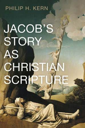 Jacob's Story as Christian Scripture book cover