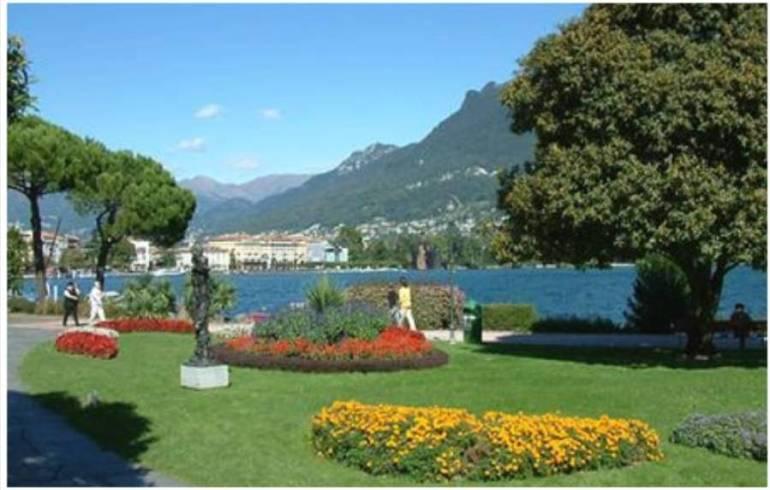 Lugano, Canton Ticino