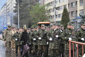 militari Ziua Nationala a Romaniei