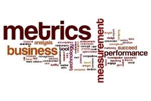Metrics, Metrics and More Metrics!