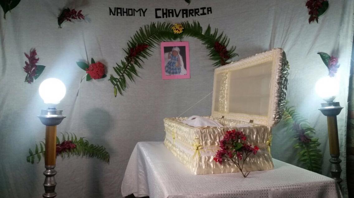 Familia denuncia negligencia médica por muerte de bebé en Estelí.