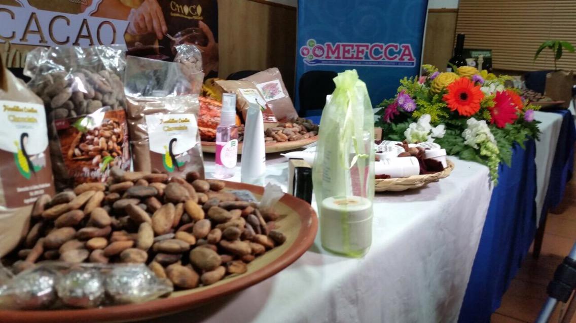 Exitosa feria del cacao en Estelí