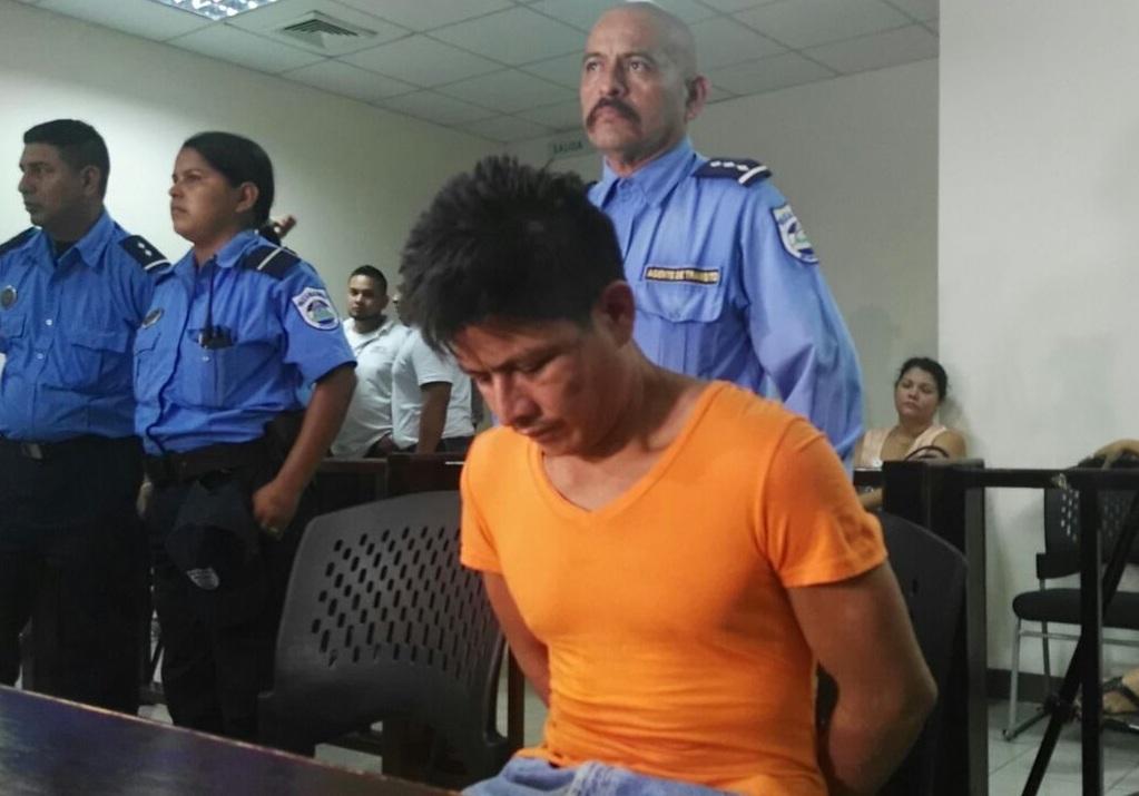 """""""El Chele Piedrero"""" se declaró culpable y pidió perdón."""