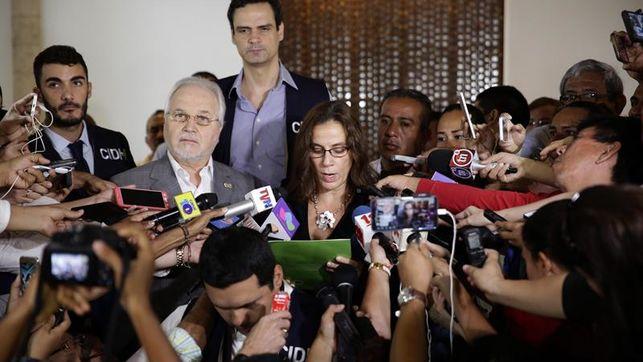 CIDH recibe denuncias por protestas en Nicaragua.