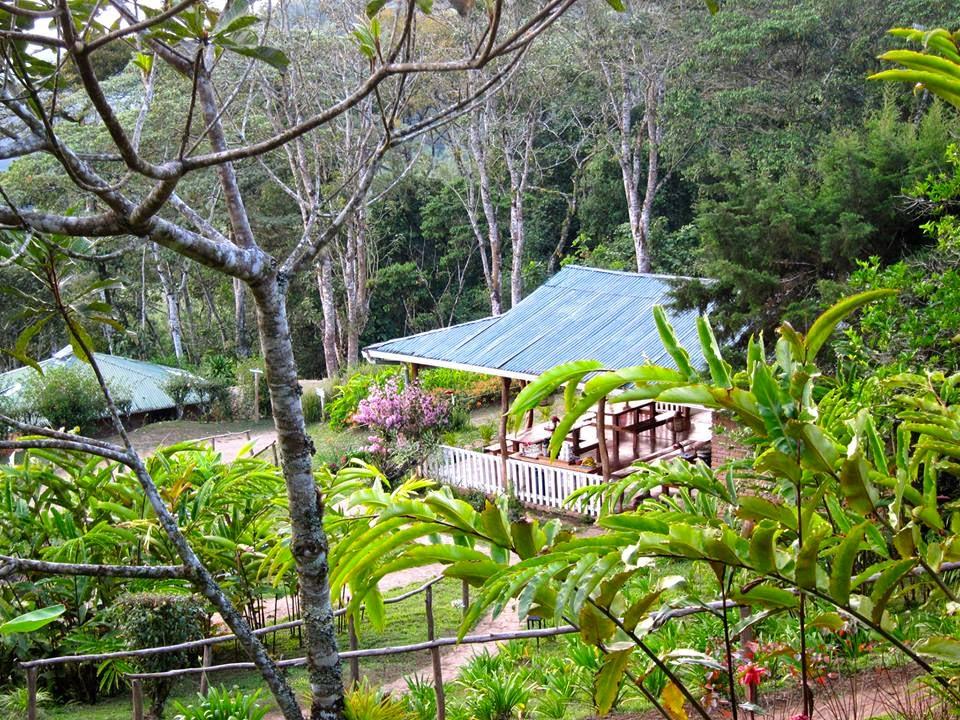 Hostales en reserva Miraflor Estelí sin turistas extranjeros.