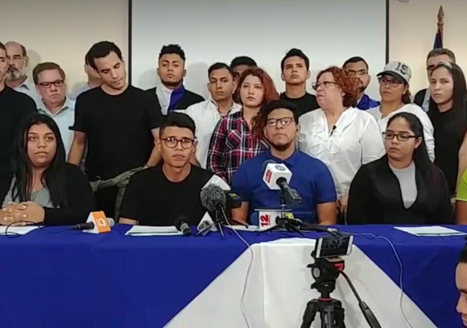 Alianza Cívica convoca a marcha, paro nacional y caravana.