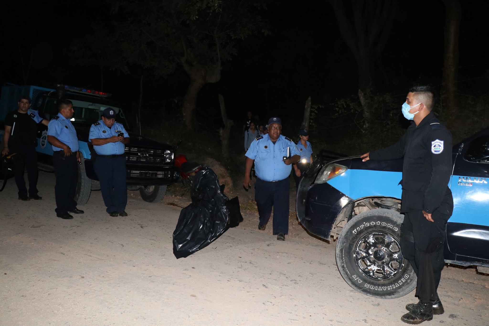 Encuentran muerta a joven que había sido reportada desaparecida en Matagalpa.