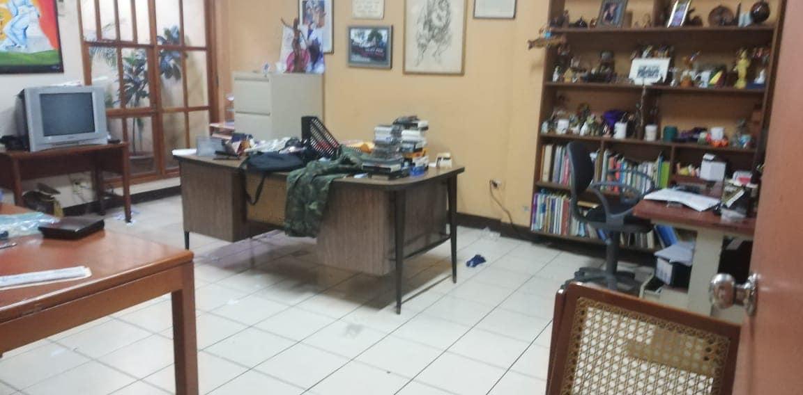 Allanan oficinas de organismos cívicos y de Derechos Humanos en Nicaragua