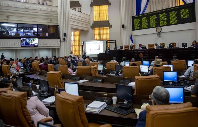 Asamblea aprueba ley de amnistía, propuesta por diputados del FSLN.