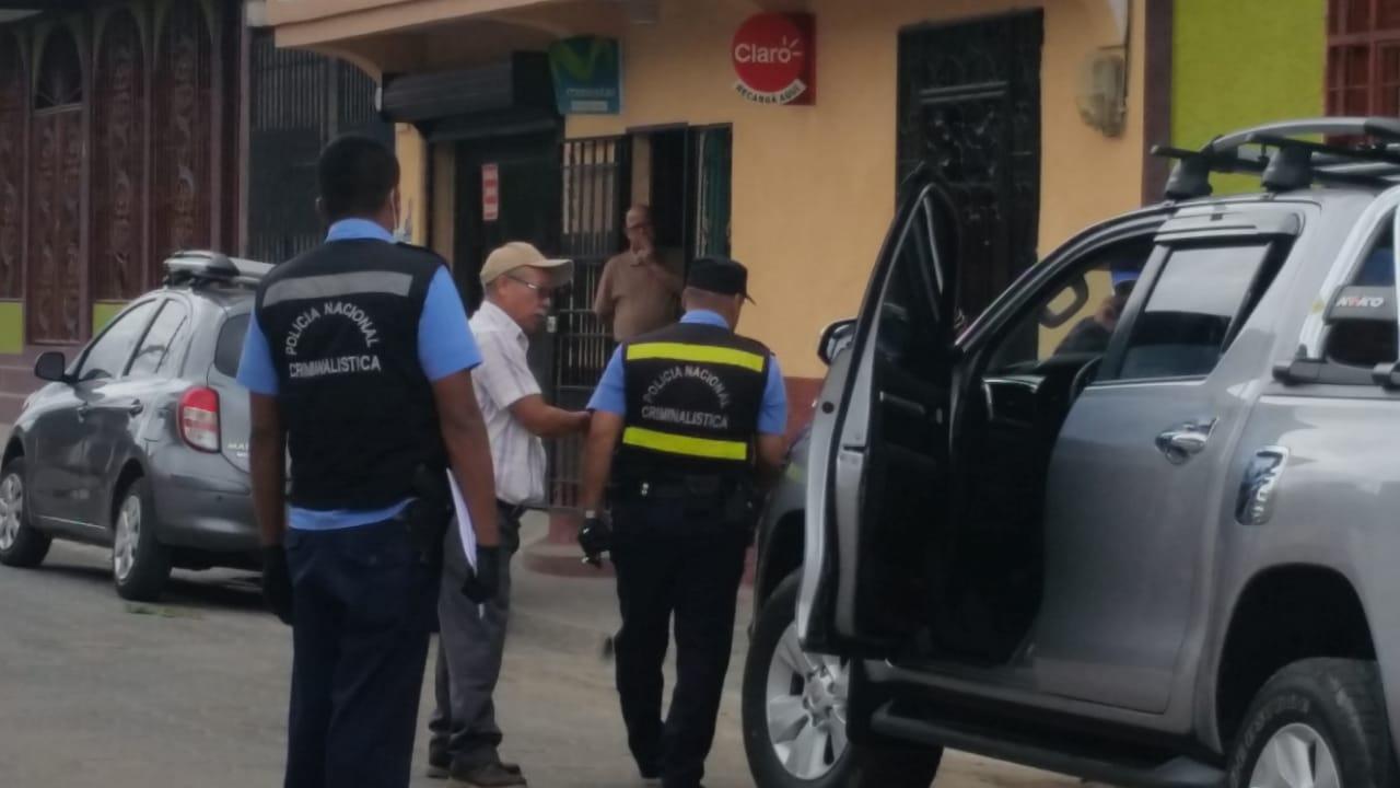 Roban cuatro millones de córdobas a comerciante en Estelí