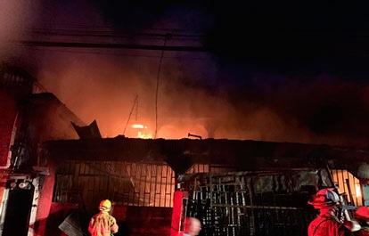 Incendio en La Carpio deja 7 fallecidos