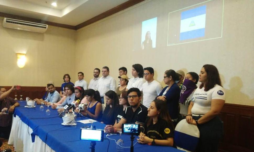 UNAB convoca a marchar el próximo miércoles 17 de abril