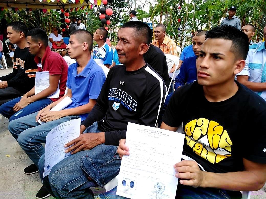 El Gobierno de Nicaragua anuncia que enviará a casa a 636 presos