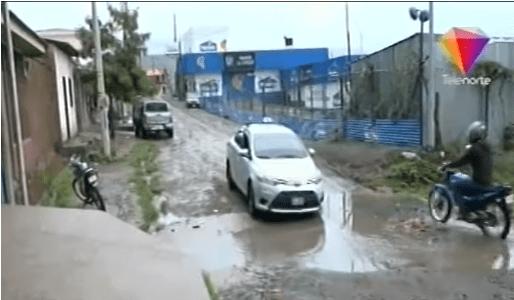 Demandan reparación de calles en barrios San Miguel y 18 de mayo de Estelí