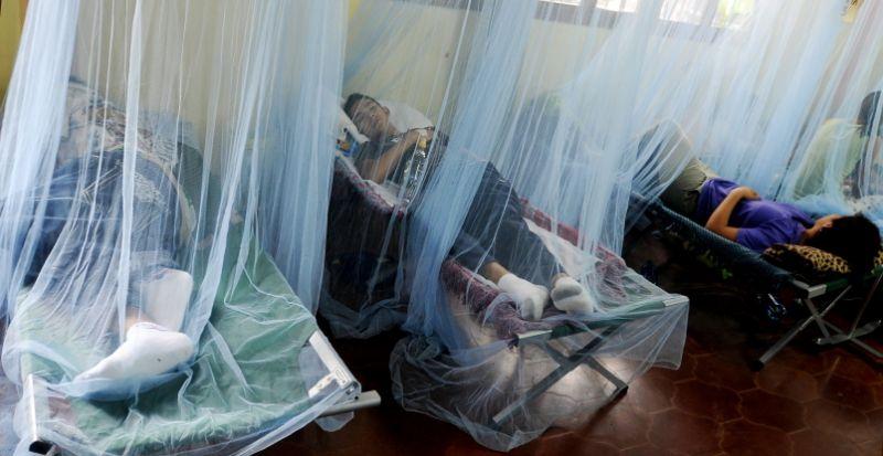3,047 casos confirmados de dengue en Nicaragua.