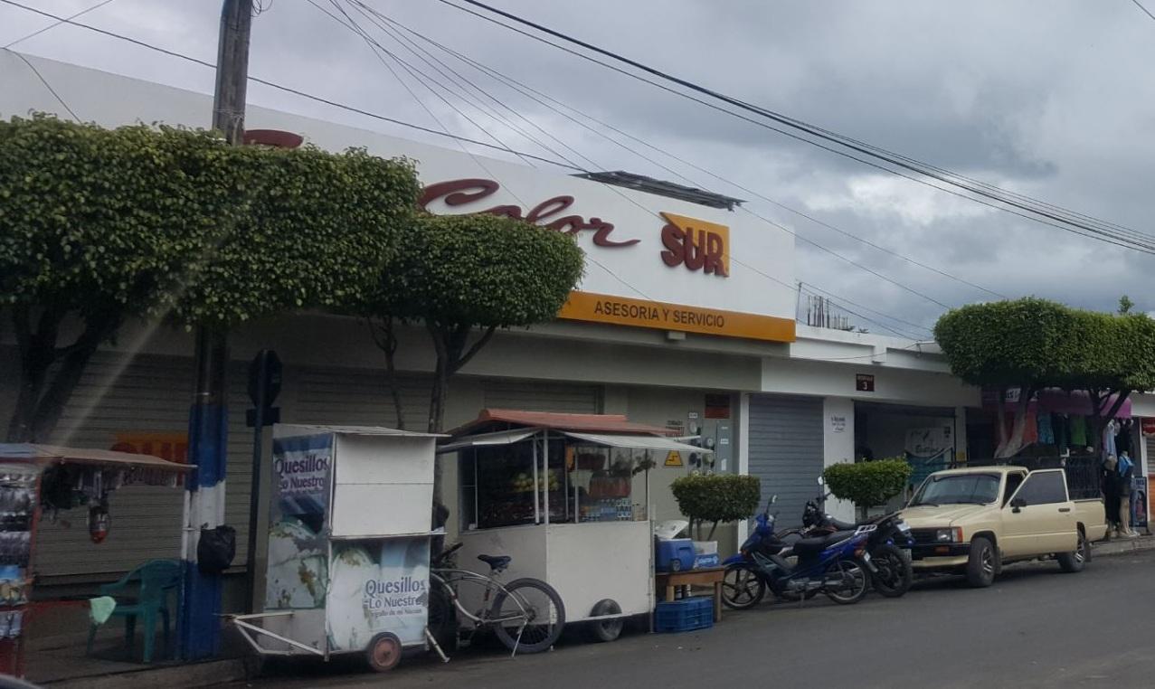 Vendedores ambulantes reportan bajas ventas en Estelí.