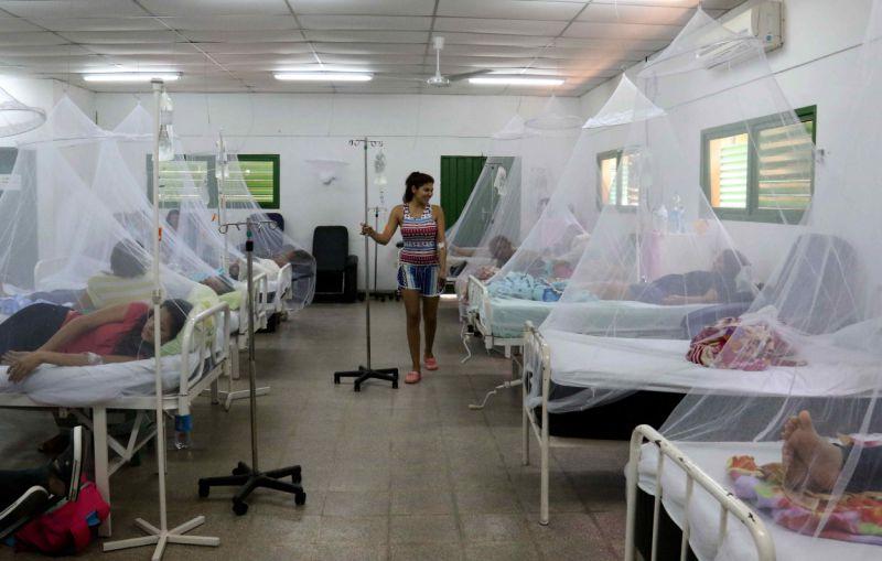 Gobierno de Nicaragua anuncia reducción en incidencia de dengue.