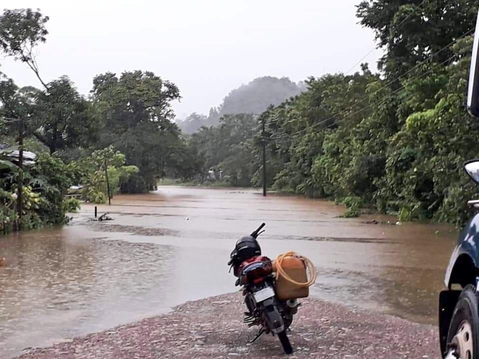 Onda tropical y sistema de baja presión generarán más lluvias en el país