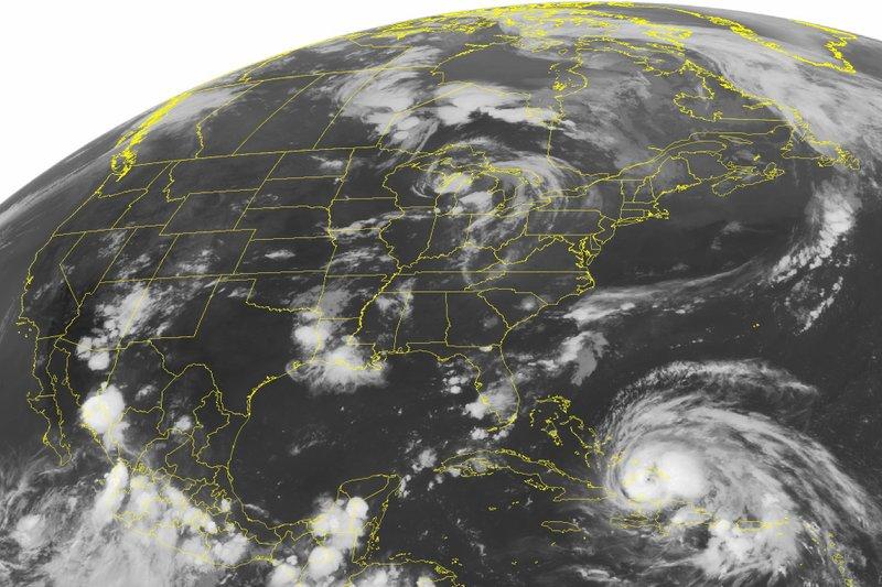 Científicos descubren temblores causados por huracanes.
