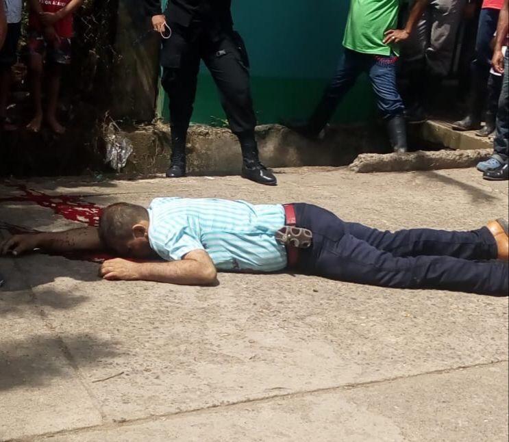 Asesinan a balazos a ganadero en La Cruz de Río Grande.