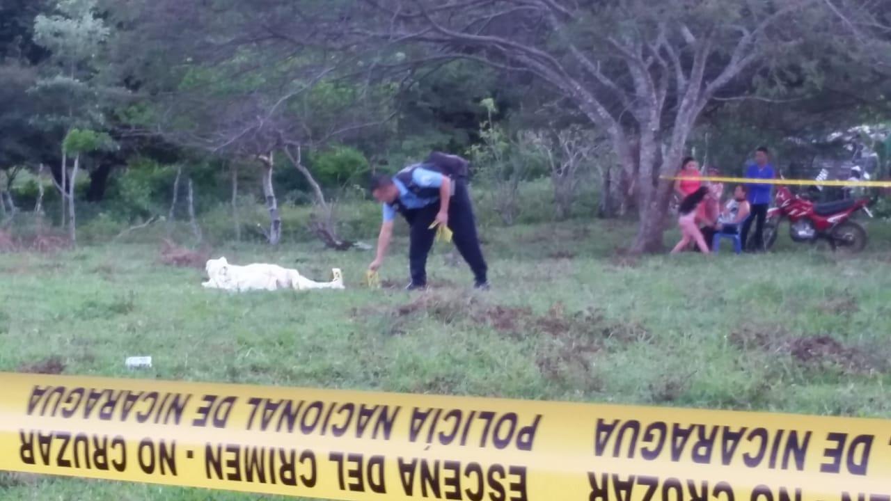 Joven de 24 años fue asesinado de una puñalada durante una boda en Estelí.
