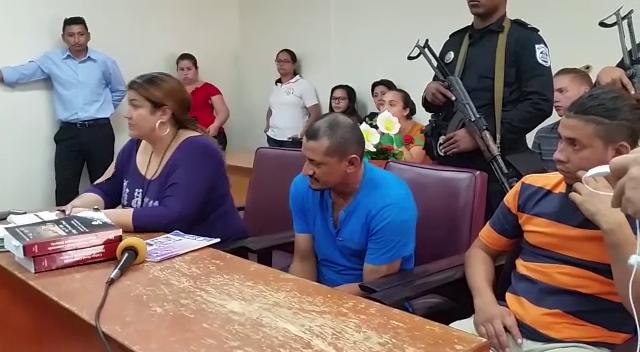 Dictan pena máxima para femicida de la Trinidad, Estelí.