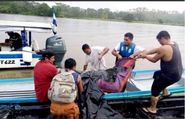 Lo asesinan y se llevan cadáver a Nicaragua