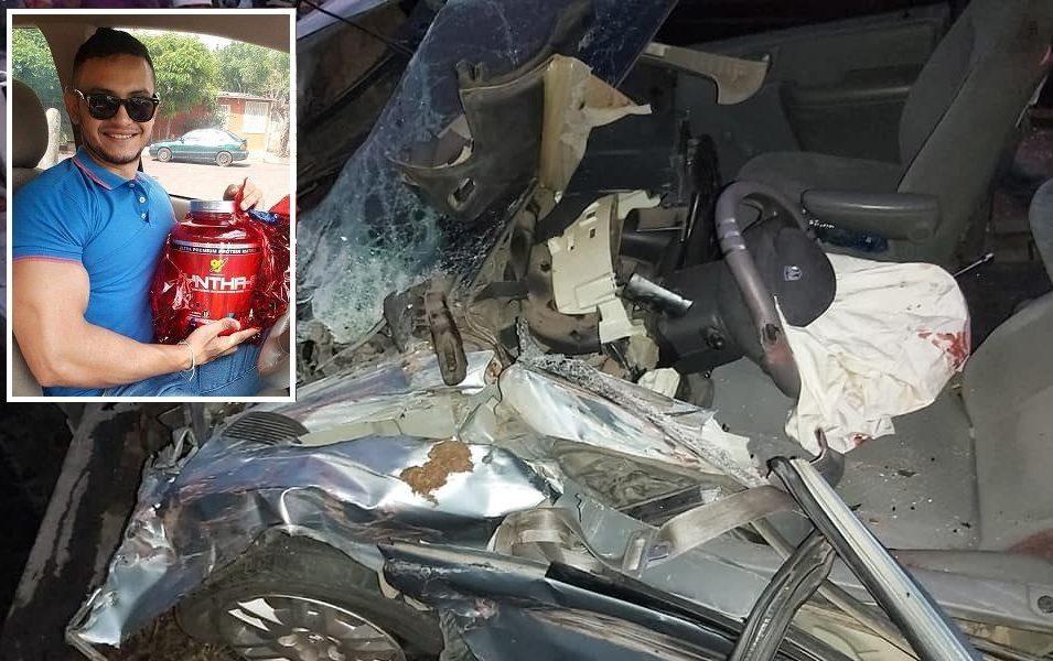 Joven muere en accidente de tránsito en carretera Managua-Juigalpa.