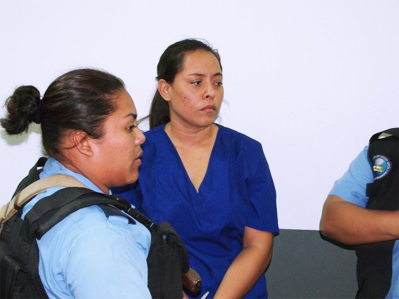 Admiten acusación contra mujer señalada por narcotráfico.
